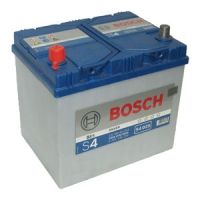 Bosch S4 Silver 60 a/h 025