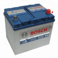 Bosch S4 Silver 60 a/h 024