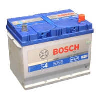 Bosch S4 Silver 70 a/h 026