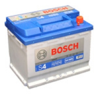 Bosch S4 Silver 60 a/h 005