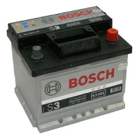 Bosch S3 Silver 41 a/h 001